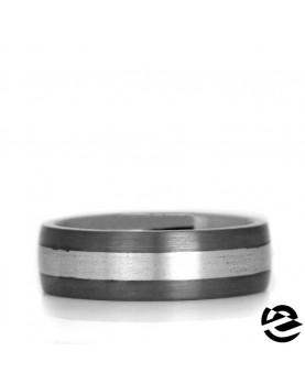 Вольфрамовое кольцо Spikes R-TU-7020 фото 1