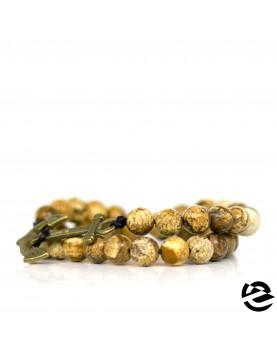 Браслет из натуральных камней ENIO DESIGN ED-0507-SH фото 2
