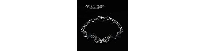 Женские браслеты из стали купить в Алматы в магазине украшений
